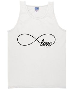 Infinity Love Tank top