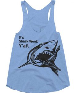 Shark Week Tanktop