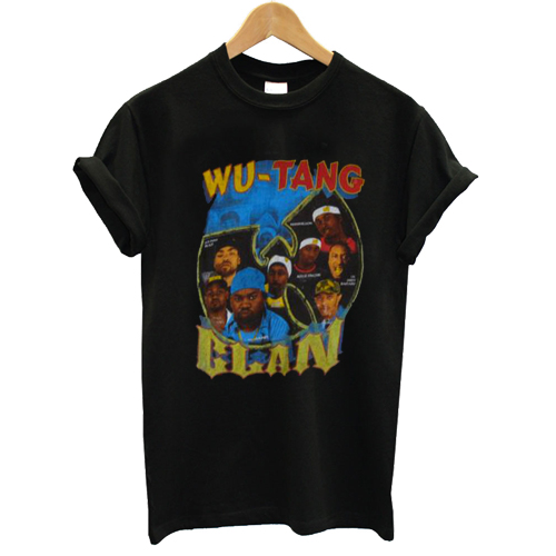 Wu Tang Clan Ice Cream Raekwon T Shirt