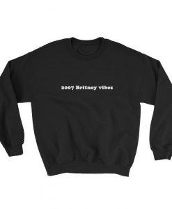 2007 Britney Vibes Sweatshirt