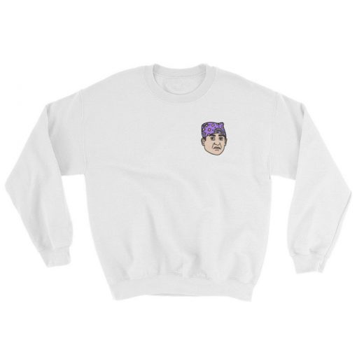 Prison Mike Michael Scott Regional Manager Sweatshirt