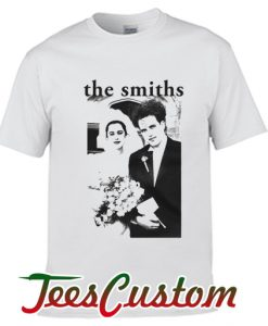 Robert Smith & Mary Poole The Smiths T Shirt