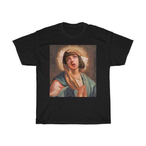 Virgin Mia – Ave Mia Wallace – T-Shirt