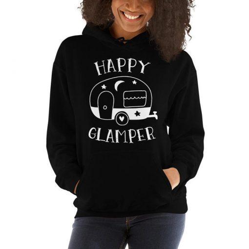 Happy Glamper Hoodie