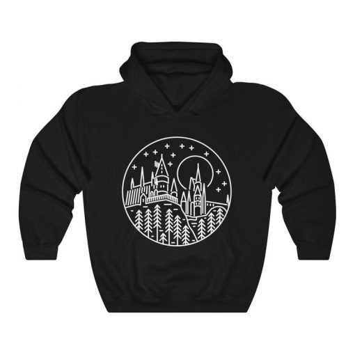 Hogwarts Castle Hoodie