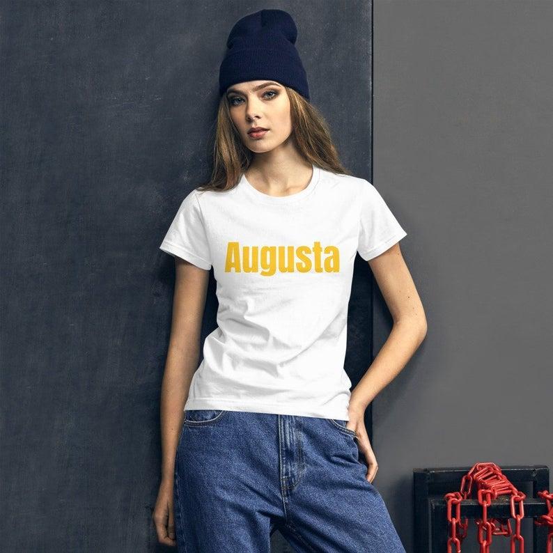 Augusta womens tshirt