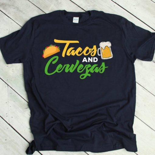 Tacos And Beer TShirt