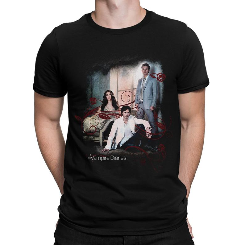 The Vampire Diaries T Shirt