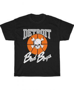 Detroit Bad Boys T-Shirt