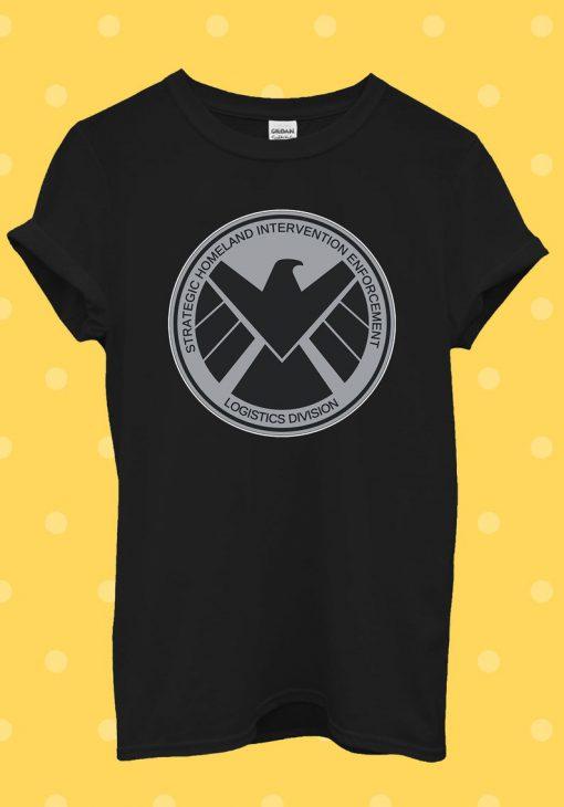 Agents Of SHIELD Logistics T Shirt