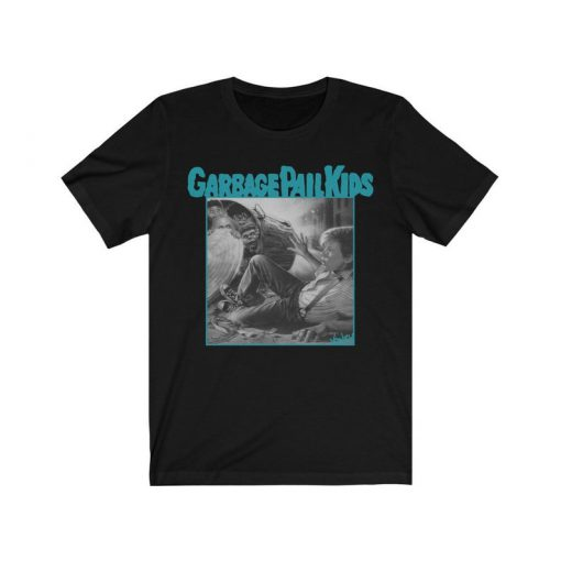 Garbage Pail Kids retro movie tshirt