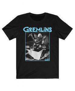 Gremlins retro movie tshirt