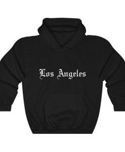 LA Hoodie Los Angeles Unisex