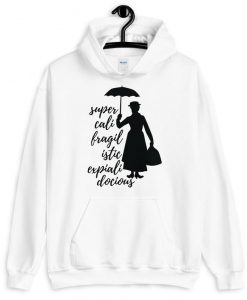 Mary Poppins Unisex Hoodie