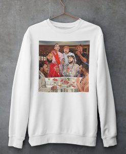 Hip Hop Rap Legend Sweatshirt